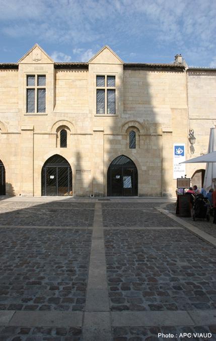 Office du tourisme Saint Emilion 1